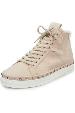 Kennel & Schmenger Dames Sneakers - Enkelhoge sneakers Cosmo kalfsnubuckleer Van