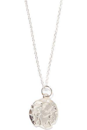 Alighieri Heren Kettingen - Gemini Sterling-silver Necklace - Mens - Silver