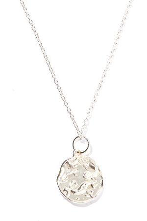 Alighieri Heren Kettingen - Capricorn Sterling-silver Necklace - Mens - Silver