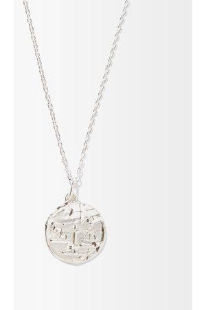 Alighieri Heren Kettingen - Libra Sterling-silver Necklace - Mens - Silver