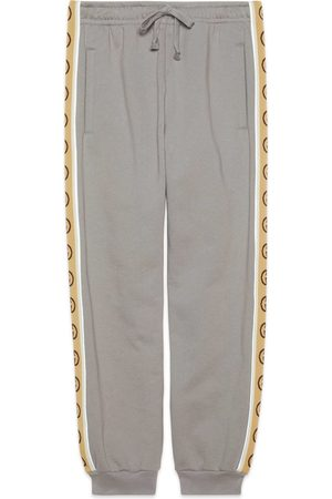 Gucci Cotton jersey trousers