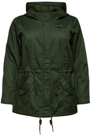 Only Curvy Parka Dames