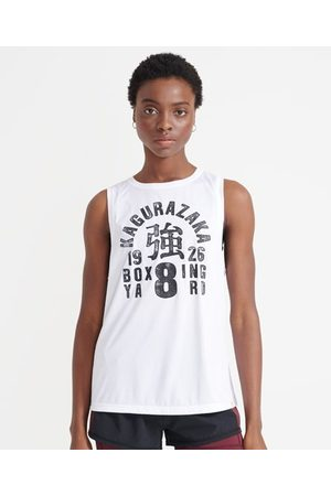 Superdry Sport Training Boxing Yard tanktop