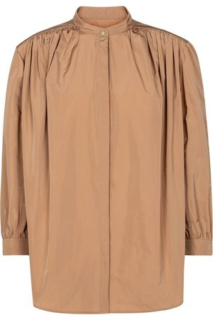 Jil Sander Gathered blouse