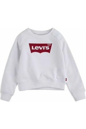 Levi's Meisjes Sweater - Maat 140 - - Katoen/polyester