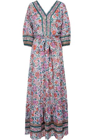 POUPETTE ST BARTH Exclusive to Mytheresa – Ariel floral cotton maxi dress