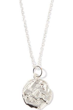 Alighieri Heren Kettingen - Virgo Sterling-silver Necklace - Mens - Silver