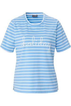 Mybc Shirt met ronde hals en holiday-opschrift Van