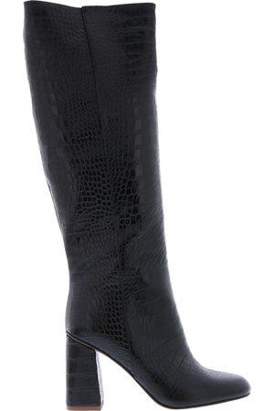 Paris Punk Croco boot