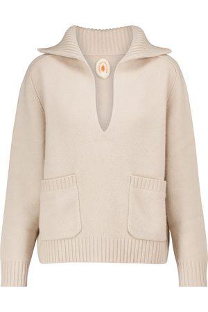 Jardin des Orangers High neck cashmere sweater