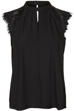 Vero Moda Lace Sleeveless Top Dames