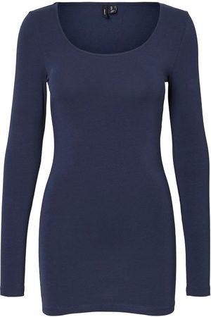 Vero Moda 2-pack Shirt Met Lange Mouwen Dames