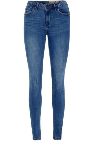 Vero Moda Vmtanya Normal Waist Skinny Jeans Dames