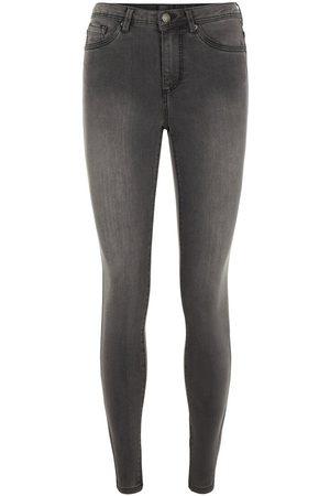 Vero Moda Vmtanya Regular Waist Slim Fit Jeans Dames