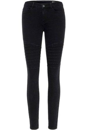 Vero Moda Vmseven Biker Slim Fit Jeans Dames