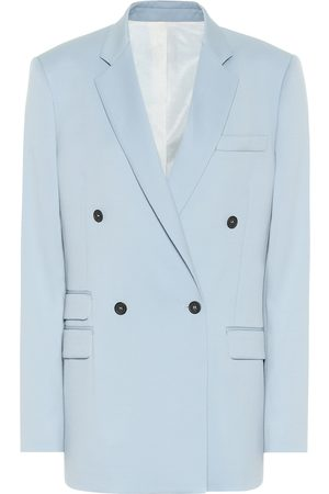 Stella McCartney Holden double-breasted wool blazer