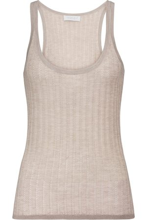 GABRIELA HEARST Nevin cashmere and silk tank top