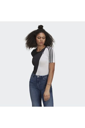 adidas Adicolor Sliced Trefoil Bodysuit