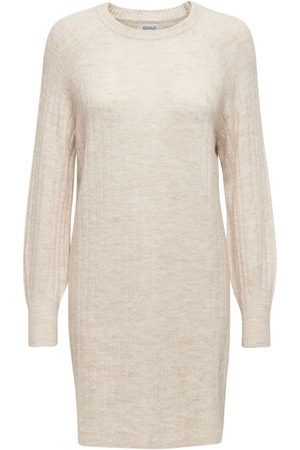 Only Loose Fitted Knitted Dress Dames