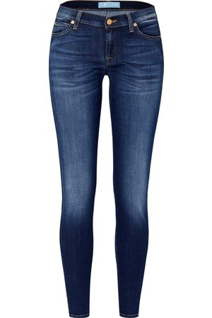 7 for all Mankind Dames Skinny - Jeans