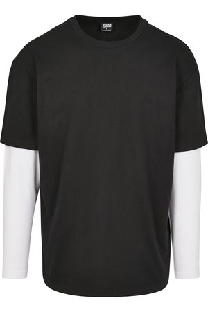 Urban classics Heren Lange mouw - Shirt
