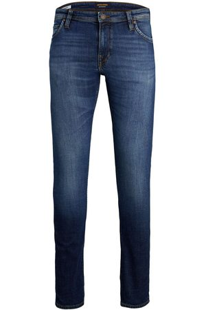 Jack & Jones Heren Slim - Glenn Felix Am 566 Lid Slim Fit Jeans Heren