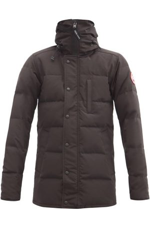 Canada Goose Carson Hooded Down Parka - Mens - Black