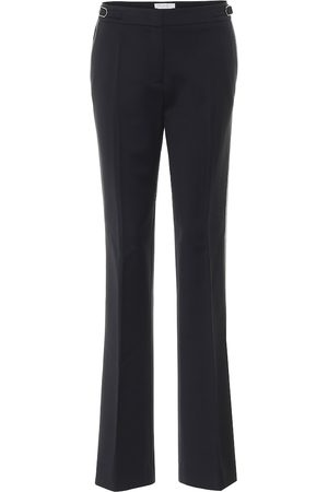 GABRIELA HEARST Thompson wool-blend flared pants