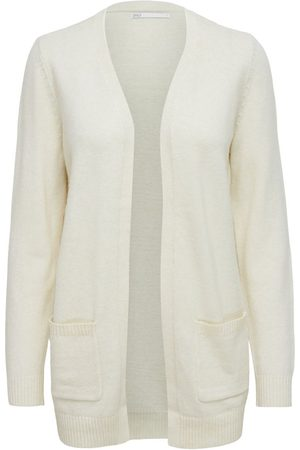 Only Open Knitted Cardigan Dames White