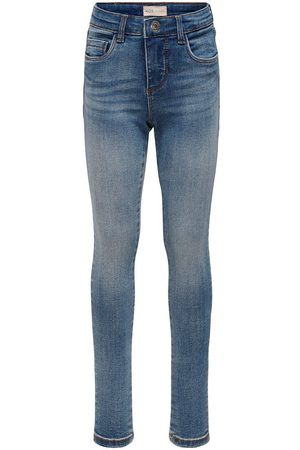 Only Lichte Skinny Jeans Dames Blauw