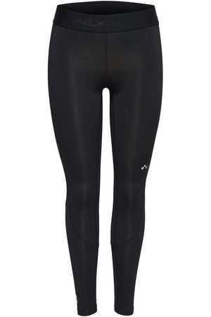Only Effen Sportlegging Dames Zwart