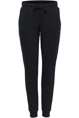 Only Curvy Sweatpants Dames Zwart