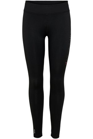 Only Atletische sportlegging Dames Zwart