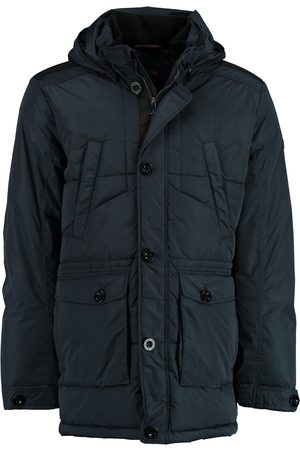 district Verlengde kunstdons parka MF5230203/505