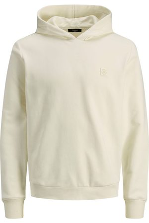 Jack & Jones Effen Hoodie Heren White