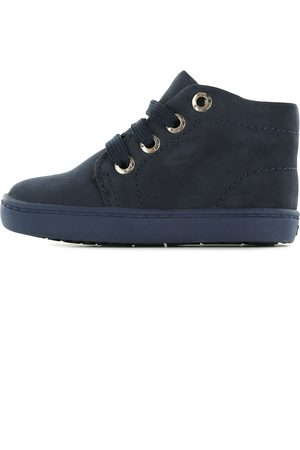 Shoesme Schoenen - Blauwe half hoge Flex-bootie - speciaal voor het leren...