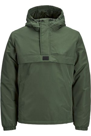Jack & Jones Lichte Anorak Heren Green