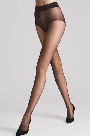 Wolford Dames Panty's & Maillots - Panty Pure 10 14497 grijs
