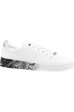 Ted Baker Sneaker relina-quartz printed sole white 241440