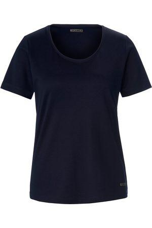 St. Emile Dames Shirts - Shirt 100% katoen ronde hals Van