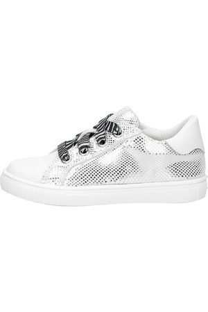 KEQ Meisjes Lage schoenen - Lage Schoenen Zilver