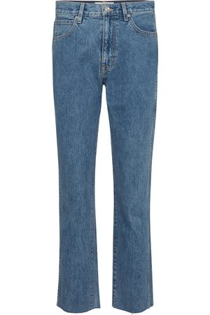 SLVRLAKE Hero high-rise straight jeans