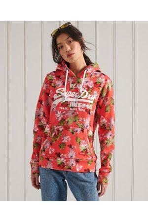 Superdry Vintage Logo hoodie met all-overprint