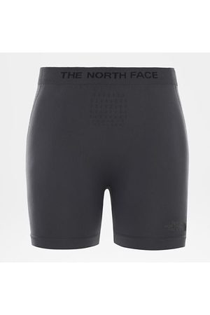 The North Face The North Face Active-boxershorts Voor Dames Asphalt Grey/tnf Black Größe M/L Dame