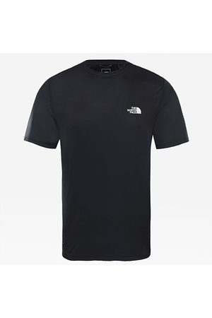 The North Face Heren Shirts - The North Face Reaxion Amp-t-shirt Voor Heren Tnf Black Größe L Heren