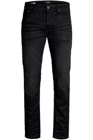 Jack & Jones Heren Slim - Mike Original Jos 697 Indigo Knit Comfort Fit Jeans Heren