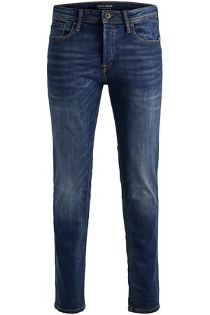 Jack & Jones Heren Slim - Tim Original Am 782 50sps Slim/straight Fit Jeans Heren
