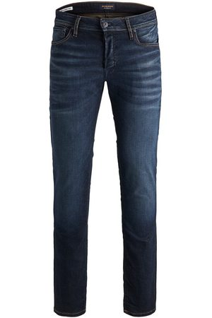 Jack & Jones Heren Slim - Tim Original Jos 719 Slim/straight Fit Jeans Heren