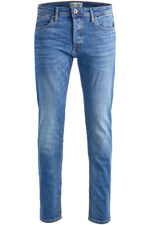 Jack & Jones Heren Slim - Tim Original Am 781 50sps Slim/straight Fit Jeans Heren
