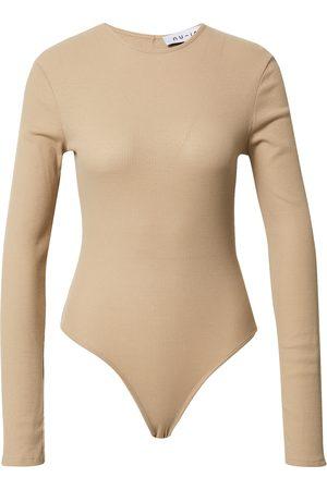 NU-IN Dames Bodysuit - Shirt body
